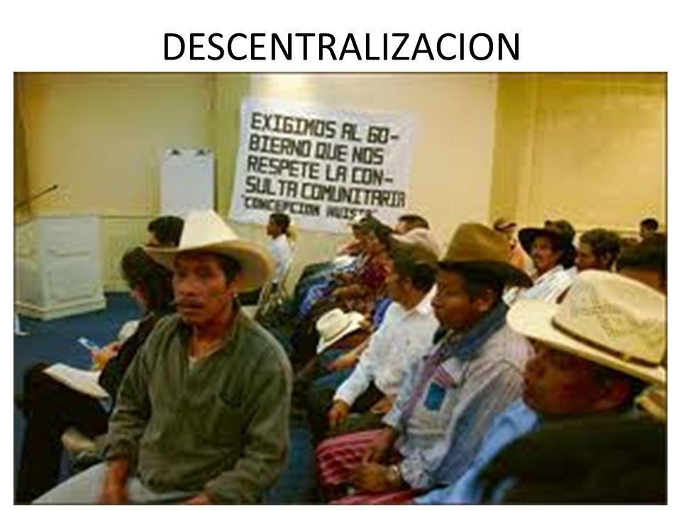 RETOS Fortalecer las áreas de: Salud Educación Agricultura Justicia Finanzas El crecimiento de las instituciones en forma proporcional a la población que atiende.