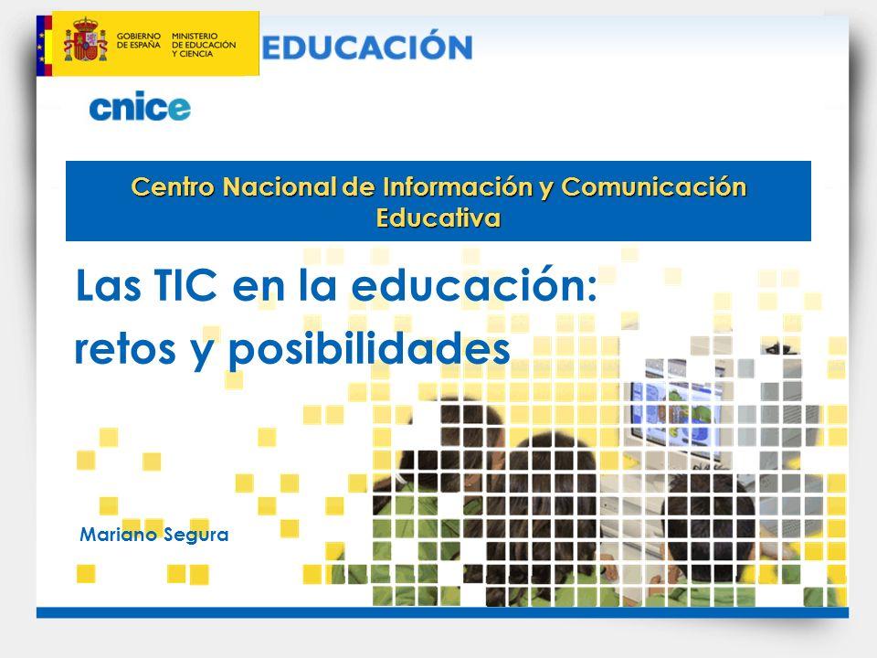 © Ministerio de Educación y Ciencia Valoraciones Profesorado Gráfico – Aportaciones de las TIC, en opinión del profesorado (% de docentes)
