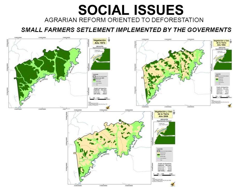 Social issues El éxito de los proyectos conjuntos anteriores con campesinos e indígenas fue construyendo la confianza necesaria para aplicar a REDD+ con el apoyo de autoridades nacionales.