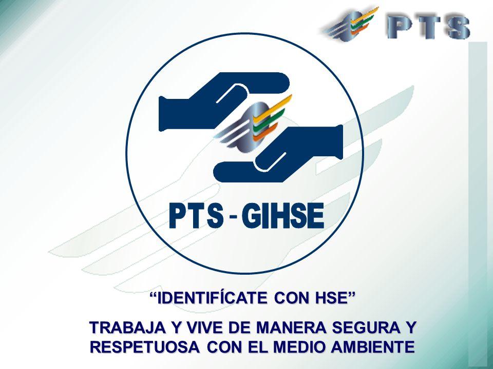 IDENTIFÍCATE CON HSE TRABAJA Y VIVE DE MANERA SEGURA Y RESPETUOSA CON EL MEDIO AMBIENTE