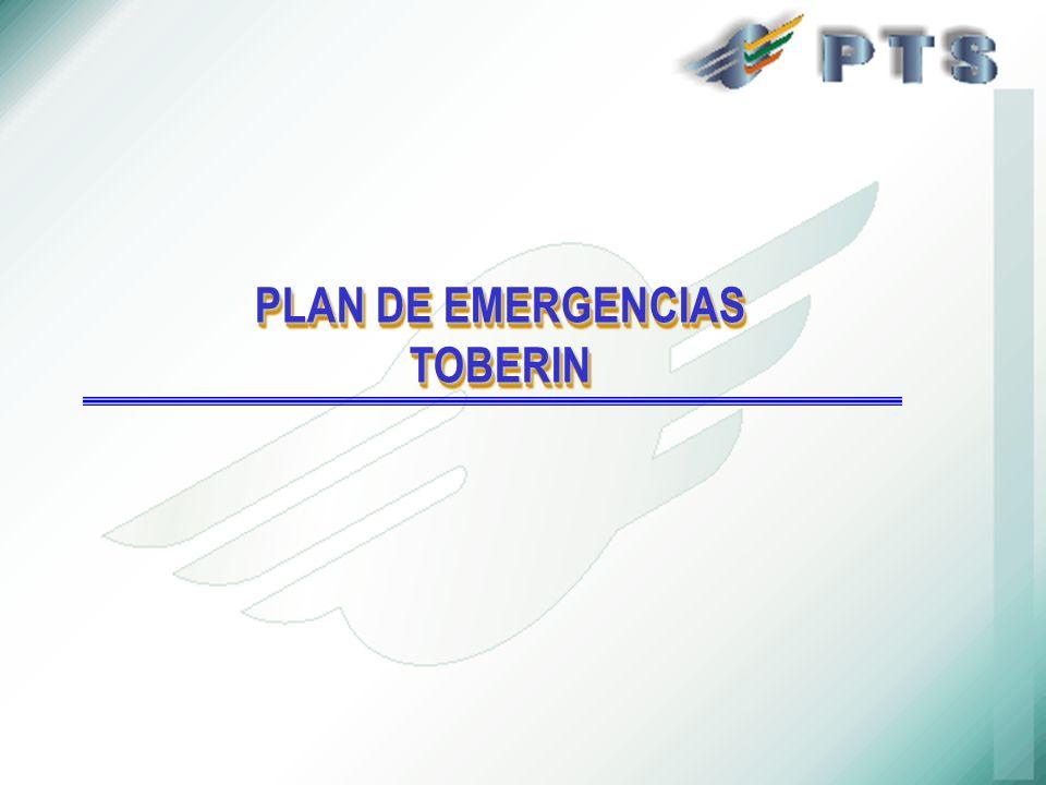 PLAN DE EMERGENCIAS TOBERIN TOBERIN