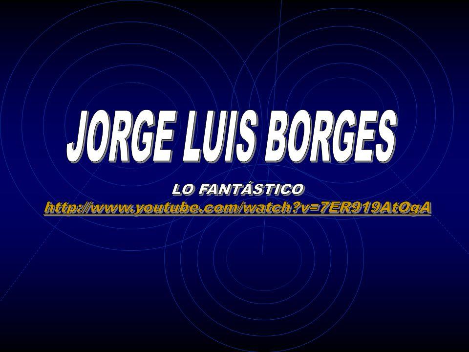SU ORIGEN Tal como su personaje Juan Dahlman, Borges nació en la Argentina, de estirpe inglesa y criolla.