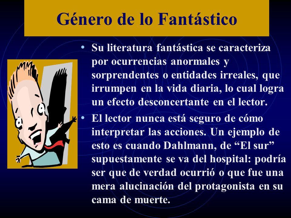 La ambigüedad y el lector crédulo Borges se sentía como un maestro que le enseña al lector a desconfiar, a ser incrédulo.