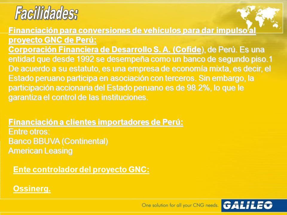 GNC ENERGIA PERU Gas Net Petro Perú S o c m a