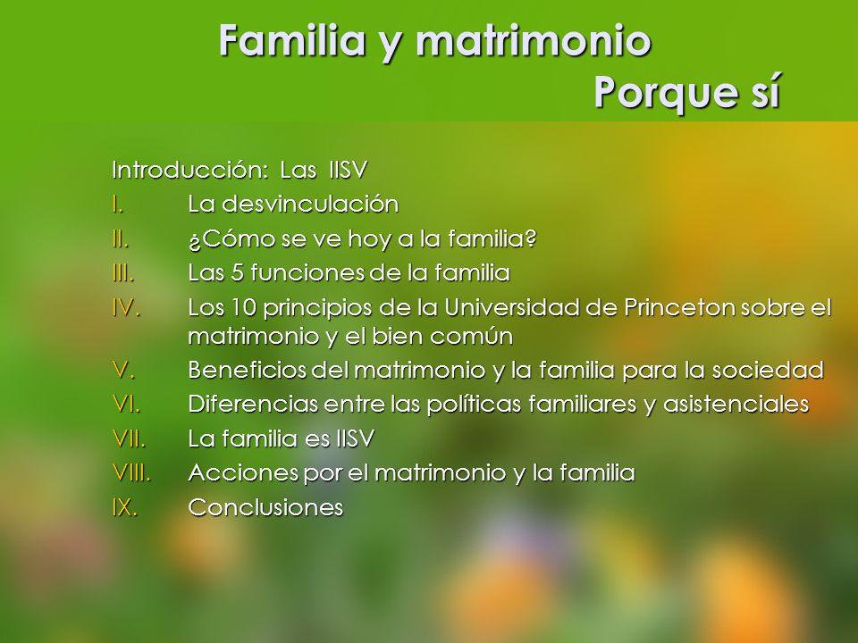 III.Las 5 funciones de la familia 3. Socialización: 3.