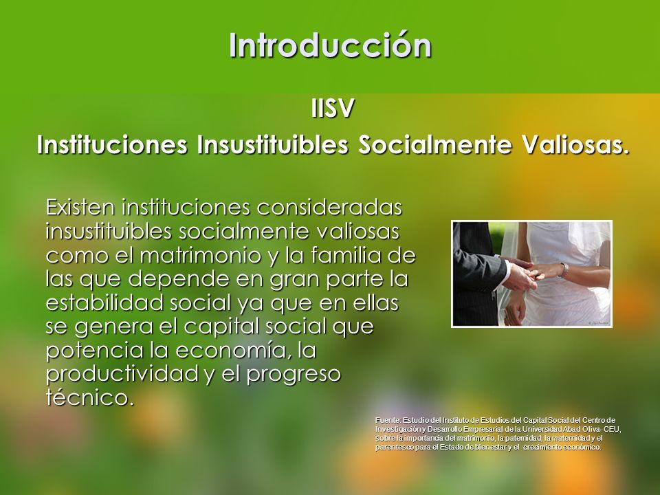 Fuente: Estudio del Instituto de Estudios del Capital Social del Centro de Investigación y Desarrollo Empresarial de la Universidad Abad Oliva- CEU, s