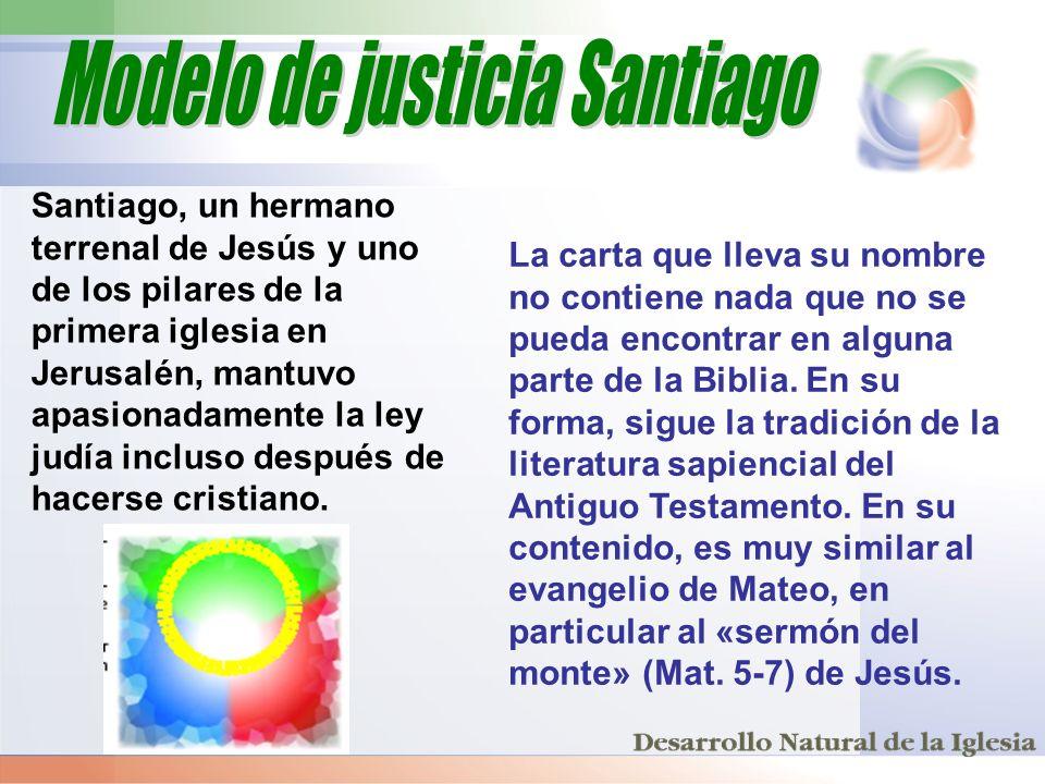 Santiago, un hermano terrenal de Jesús y uno de los pilares de la primera iglesia en Jerusalén, mantuvo apasionadamente la ley judía incluso después d