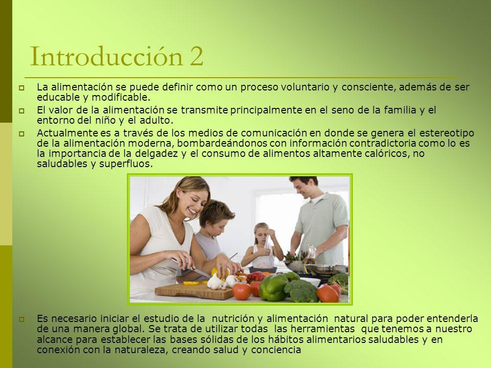 Adquirir los conocimientos básicos para desarrollar habilidades para la elaboración de un plan alimenticio saludable y natural.