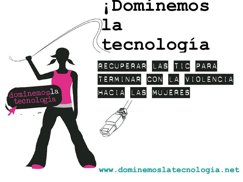 ¿Cómo pueden dominar a la tecnología.