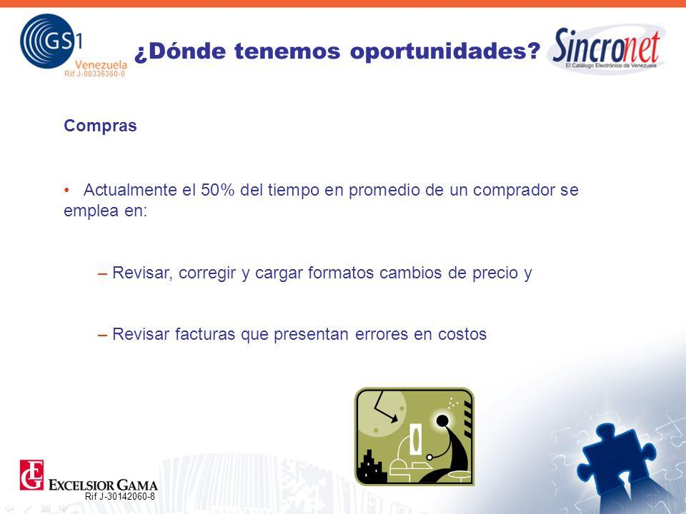 Rif J-30142060-8 Rif J-00336360-0 ¿Dónde tenemos oportunidades.
