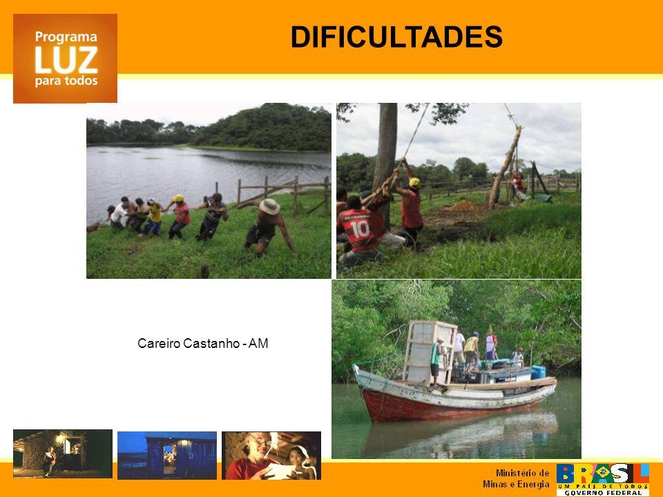 Careiro Castanho - AM DIFICULTADES