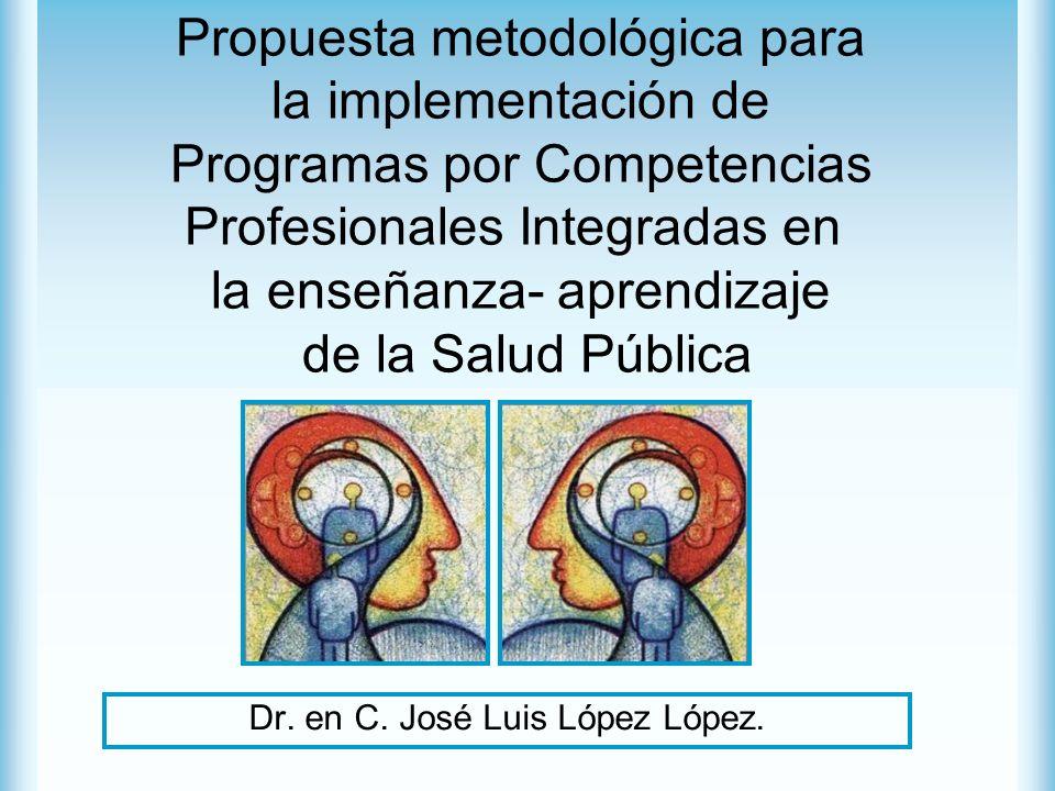 Dr.en C. José Luis López López.