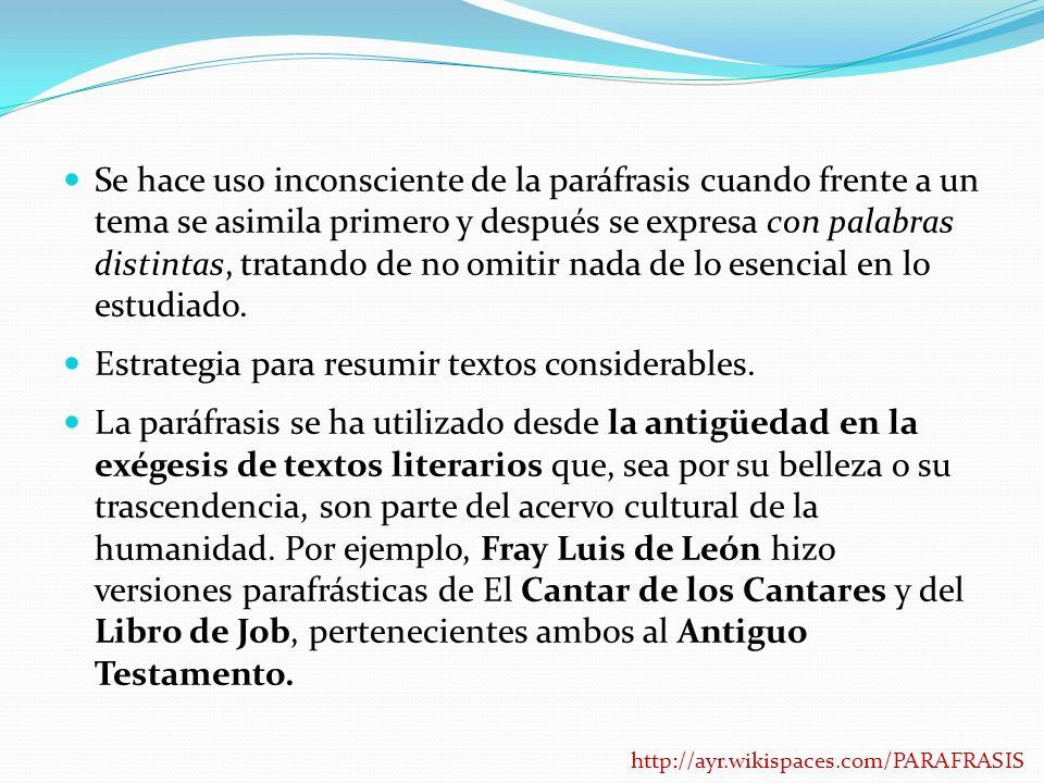 CITA INDIRECTA O PARÁFRASIS (un autor): 1.