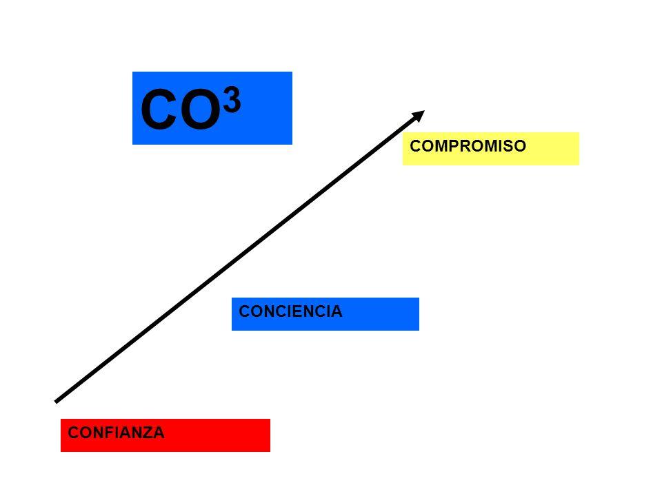 CONFIANZA CONCIENCIA COMPROMISO CO 3