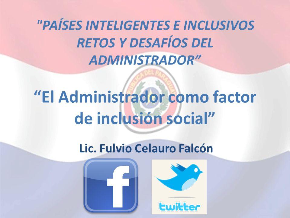 Inclusión Social en Paraguay Secretaría de Acción Social www.sas.gov.py M I S I Ó N Liderar y coordinar el diseño y la implementación de la política social del Estado.