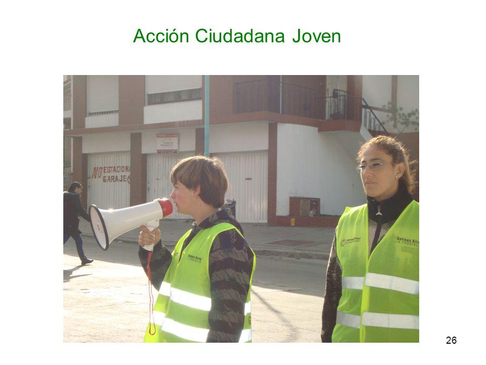 26 Acción Ciudadana Joven