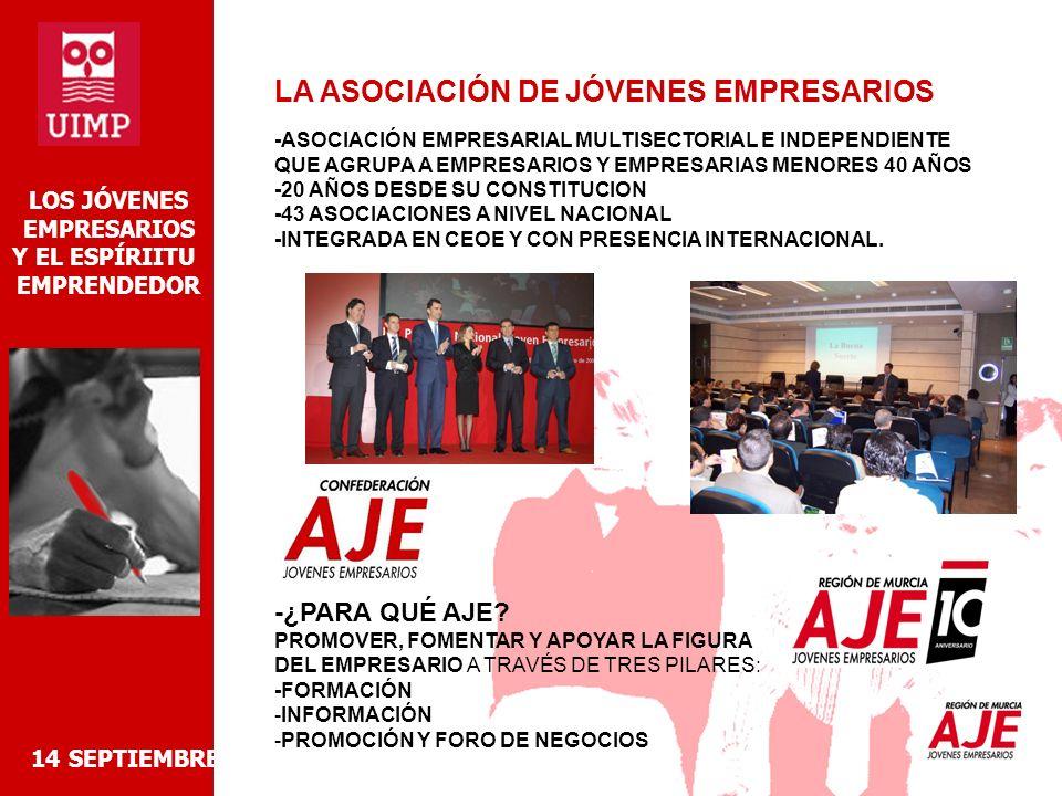 INTERNET 14 SEPTIEMBRE 2006 LOS JÓVENES EMPRESARIOS Y EL ESPÍRIITU EMPRENDEDOR -REVOLUCIÓN MUNDIAL PARA EL INTERCAMBIO DE LA INFORMACIÓN -DESAPROVECHADA POR LA GRAN MAYORIA DE PYMES (NO SOLO ES CUESTION DE PÁGINA WEB) -RETO ES APLICAR TODAS LAS OPCIONES DE MOVILIDAD A LA GESTIÓN DEL NEGOCIO VOLUMEN DE NEGOCIO 2004: 38.759 Mill Compras 38.256 Mill Ventas