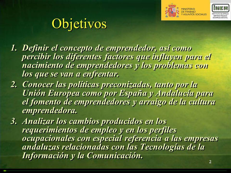 23 Evolución en Andalucía - 1 Buen comportamiento del Sector TIC andaluz:Buen comportamiento del Sector TIC andaluz: El sector TIC andaluz crece en número de empresas, en empleados y en formación.