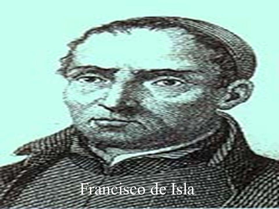 Historia del famoso predicador Fray Gerundio de Campazas, alias Zotes Y así el refitolero como el sacristán, le acusaron al maestro de novicios que, c