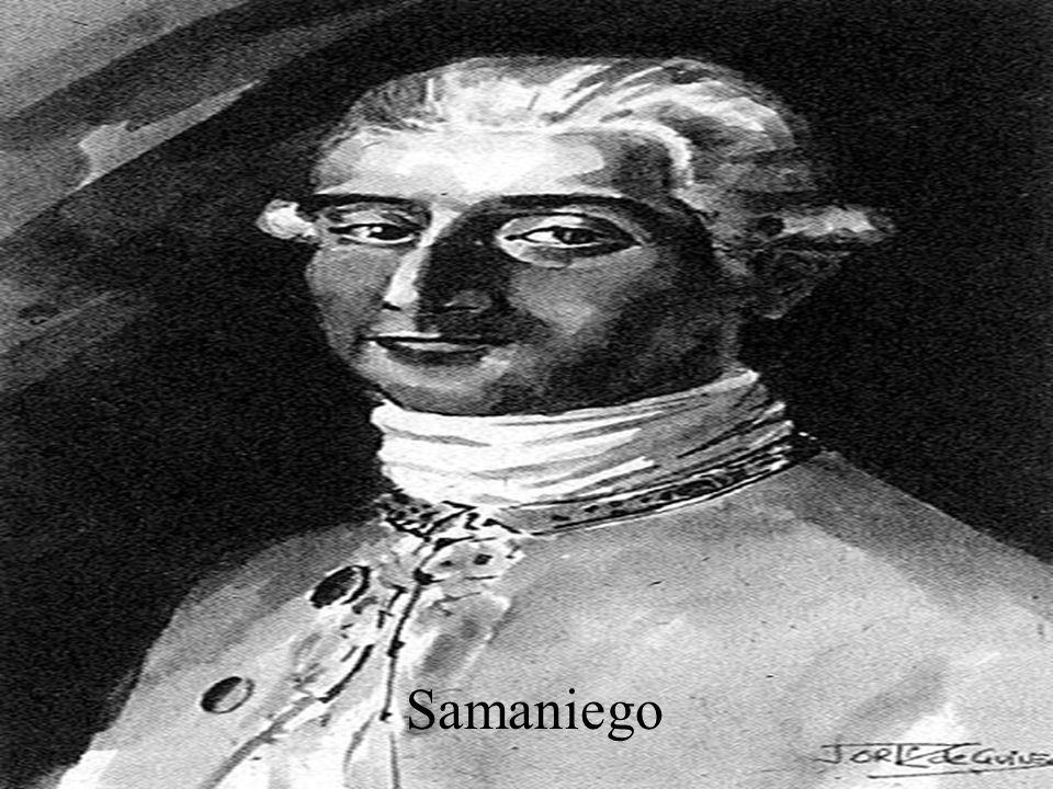 Samaniego (Laguardia, 1745- id., 1801) Escritor español. Recibió la influencia de los enciclopedistas franceses, de quienes aprendió la crítica mordaz