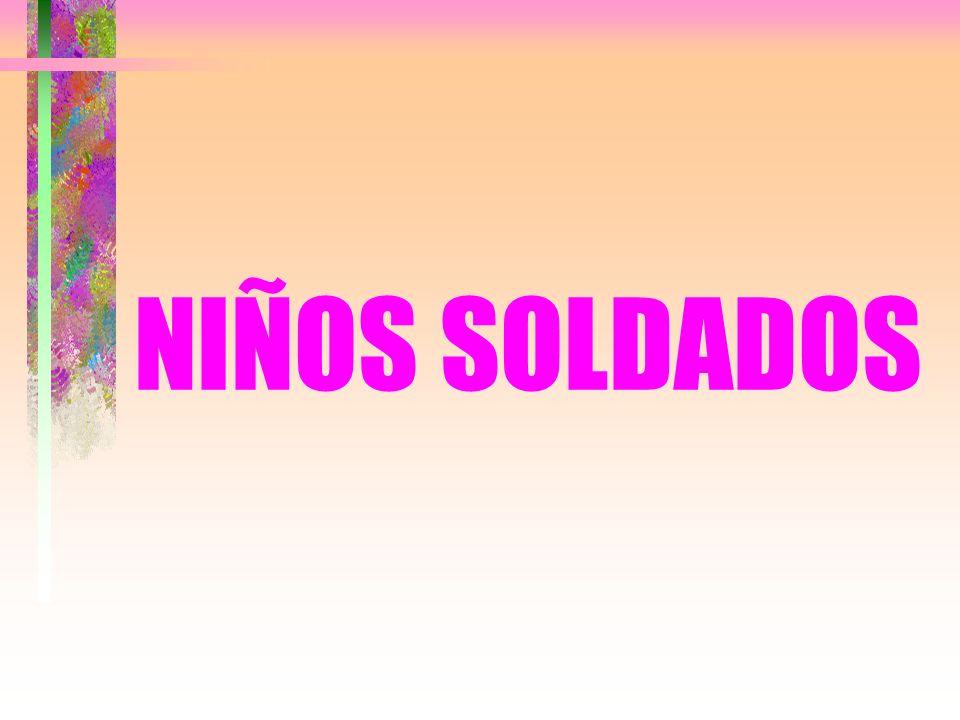 Campaña Internacional de Prohibición de Minas Antipersonales –Formada por una coalición de 100 ONGs de 70 países –En 1997, en Otawa, fue la Convención