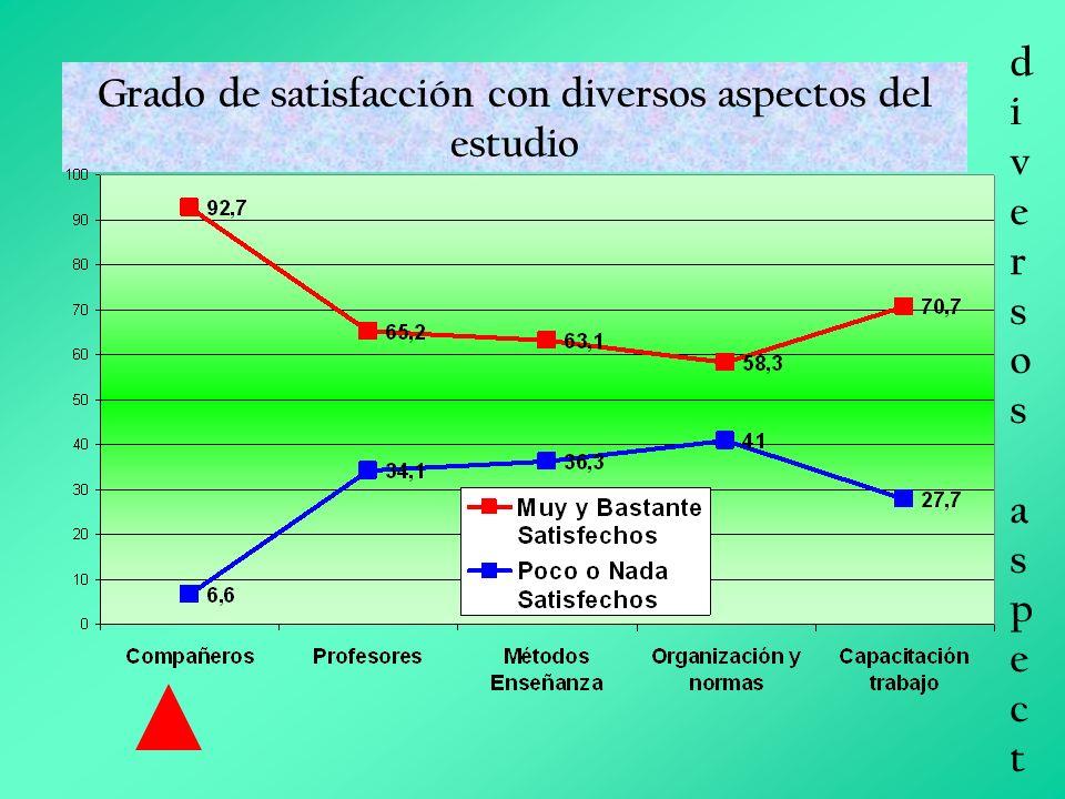Porcentajes de dedicación Porcentajes de dedicaciónPorcentajes de dedicación