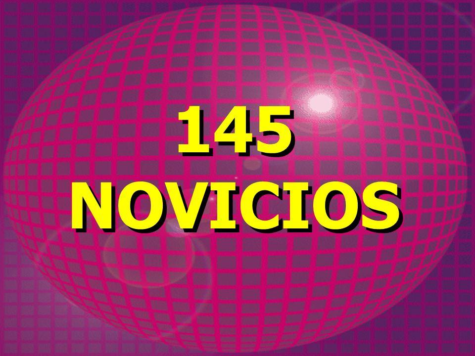 145 NOVICIOS 145 NOVICIOS