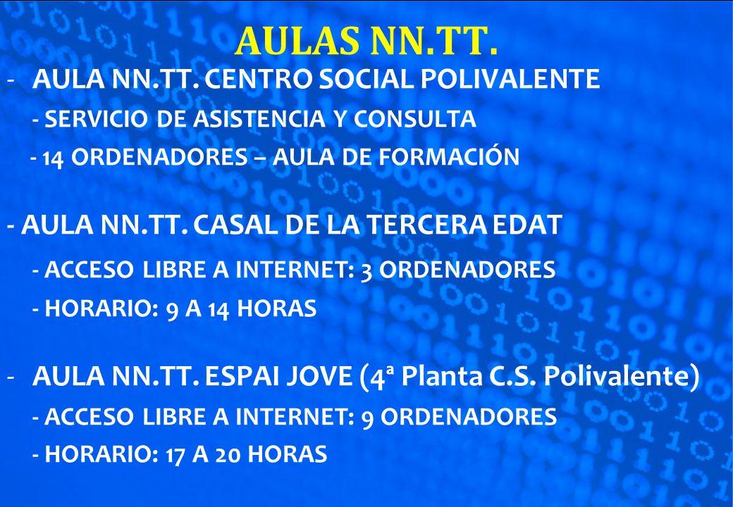 AULAS NN.TT.-AULA NN.TT.