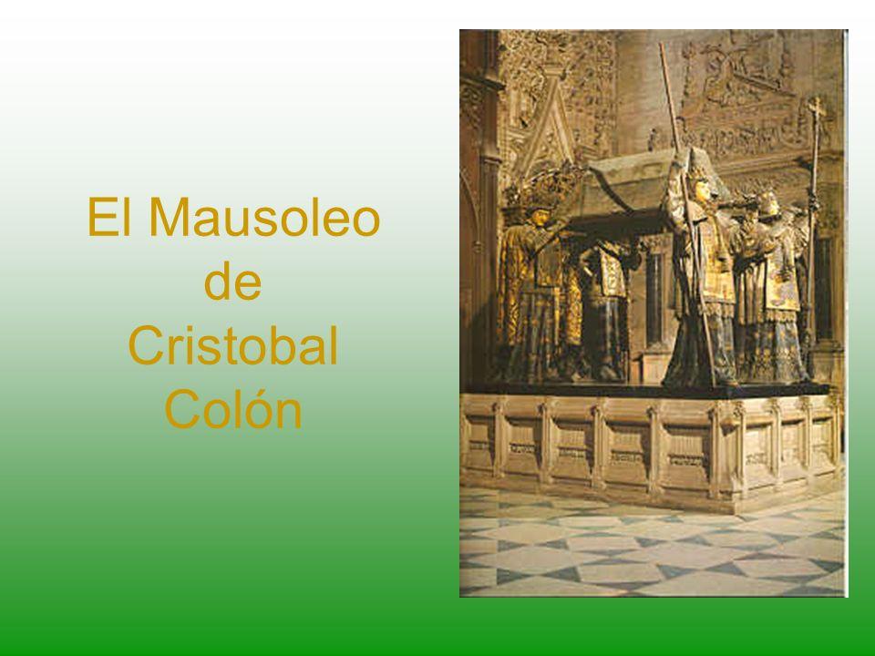 El Mausoleo de Cristobal Colón