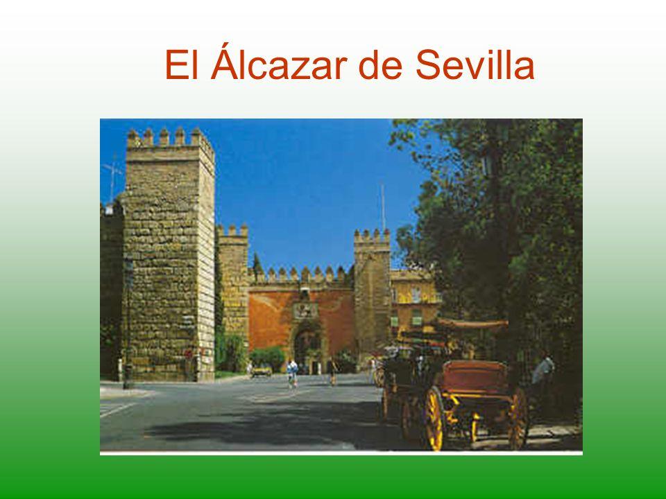 El Álcazar de Sevilla