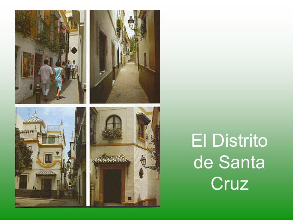 El Distrito de Santa Cruz