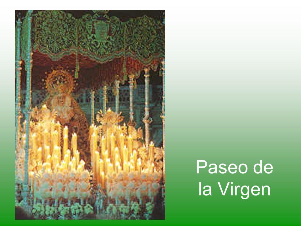 Paseo de la Virgen