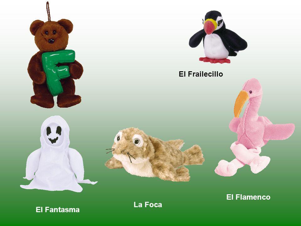 La Foca El Flamenco El Frailecillo El Fantasma