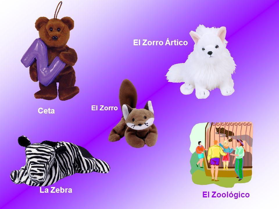 El Zorro Ártico La Zebra El Zorro Ceta El Zoológico