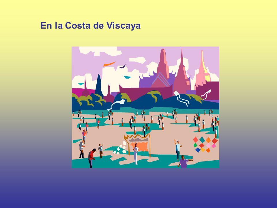 En la Costa de Viscaya