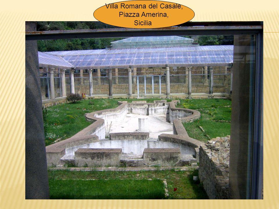 Villa Romana del Casale, Piazza Amerina, Sicilia