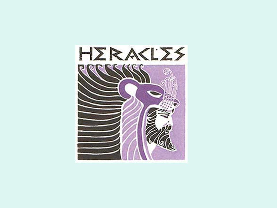 Heracles Es el héroe greco-romano por excelencia, símbolo de la fuerza.