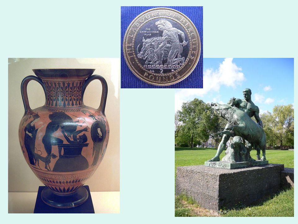 Los establos del rey Augías El rey Augías era hijo de Helios y reinaba en la Élide, en el Peloponeso.