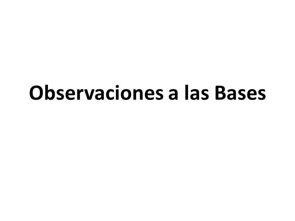 Los participantes pueden solicitar que las Bases y los actuados del proceso sean elevados para pronunciamiento del Organismo Supervisor de las Contrataciones del Estado (OSCE), siempre que se cumpla con los supuestos de elevación establecidos en el reglamento.