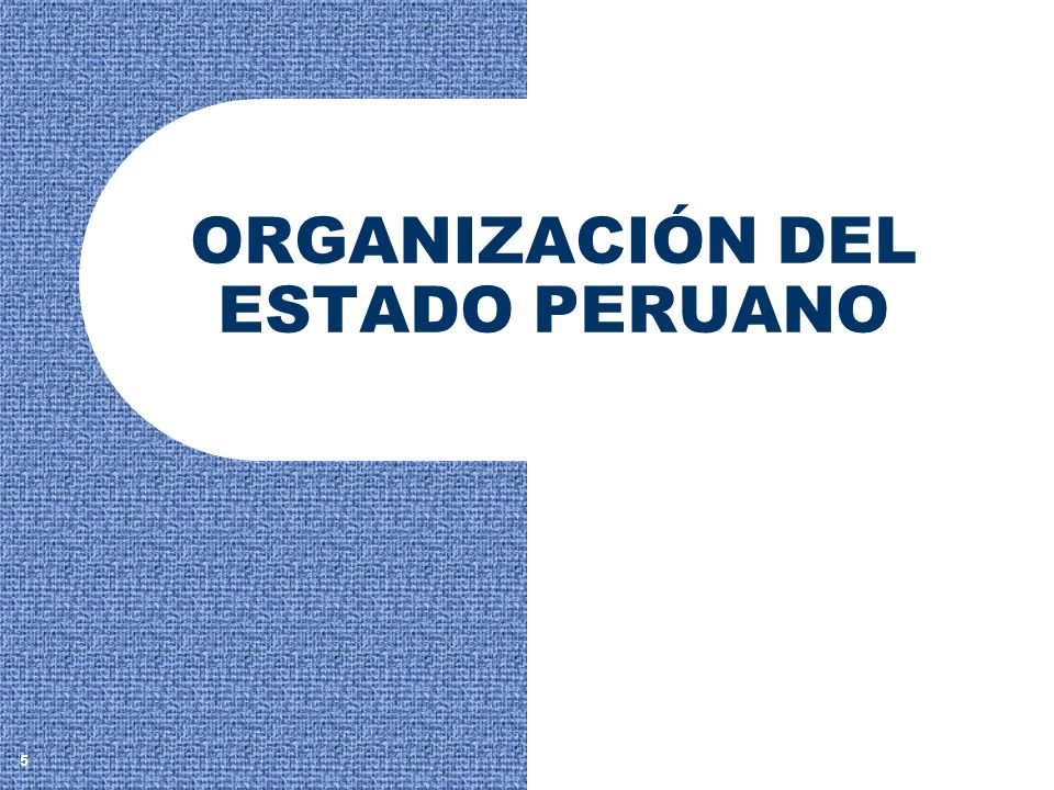 36 NUEVA ESTRUCTURA Diseño de la estructura orgánica pública prevalece el principio de especialidad.