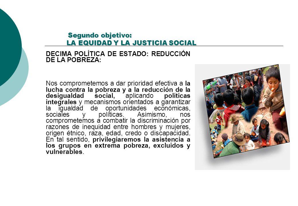 MINISTERIO DE DESARROLLO E INCLUSION SOCIAL: NUEVO MODELO DE GESTION SOCIAL (LEY N° 29792) DIAGNOSTICO: Mantienen niveles muy elevados de desigualdad, exclusión social y discriminación, además falta de eficacia en los programas sociales del Estado.