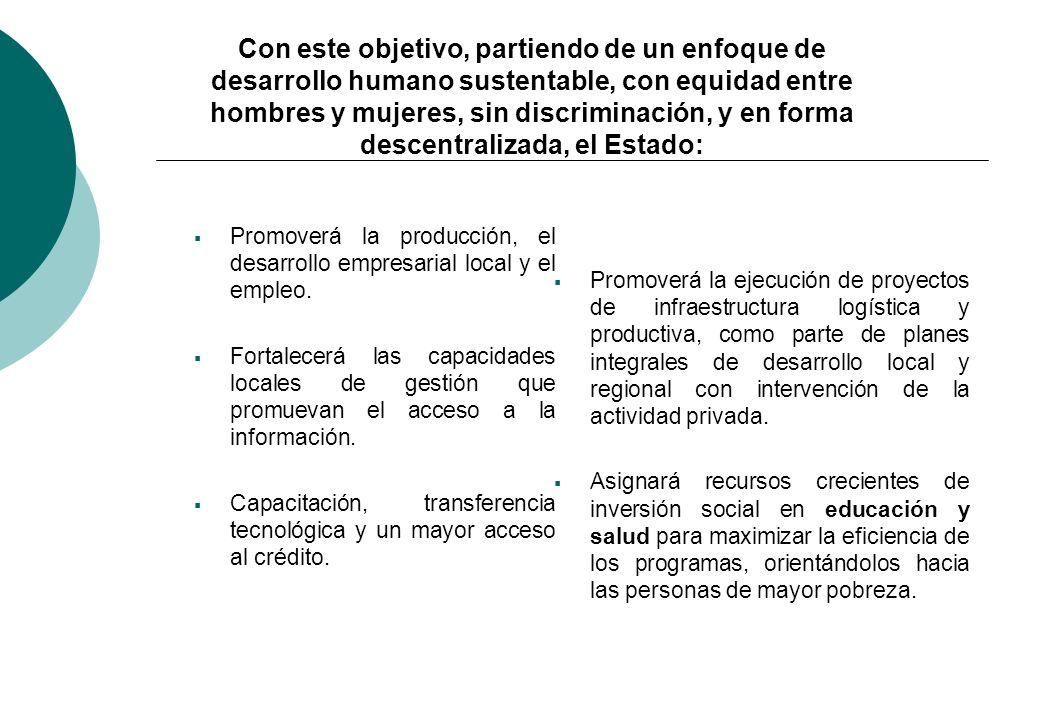 MIDIS: NUEVO MODELO DE GESTION SOCIAL La propuesta de creación del nuevo MIDIS se fundamentó en un nuevo Modelo de Gestión Social de cuatro ejes o columnas: 1) Reorientación de las políticas sociales.