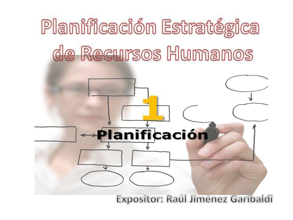 La planificación estratégica de recursos humanos puede concebirse como un conjunto que integra las practicas de recursos humanos con el objeto de preparar a la organización para lograr sus metas.