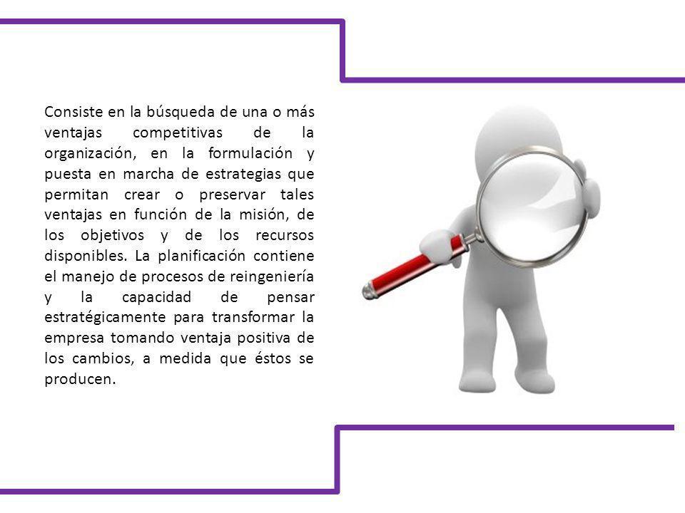 Una forma acertada de llevar a cabo el análisis del entorno organizacional es por medio de la matriz FADO.