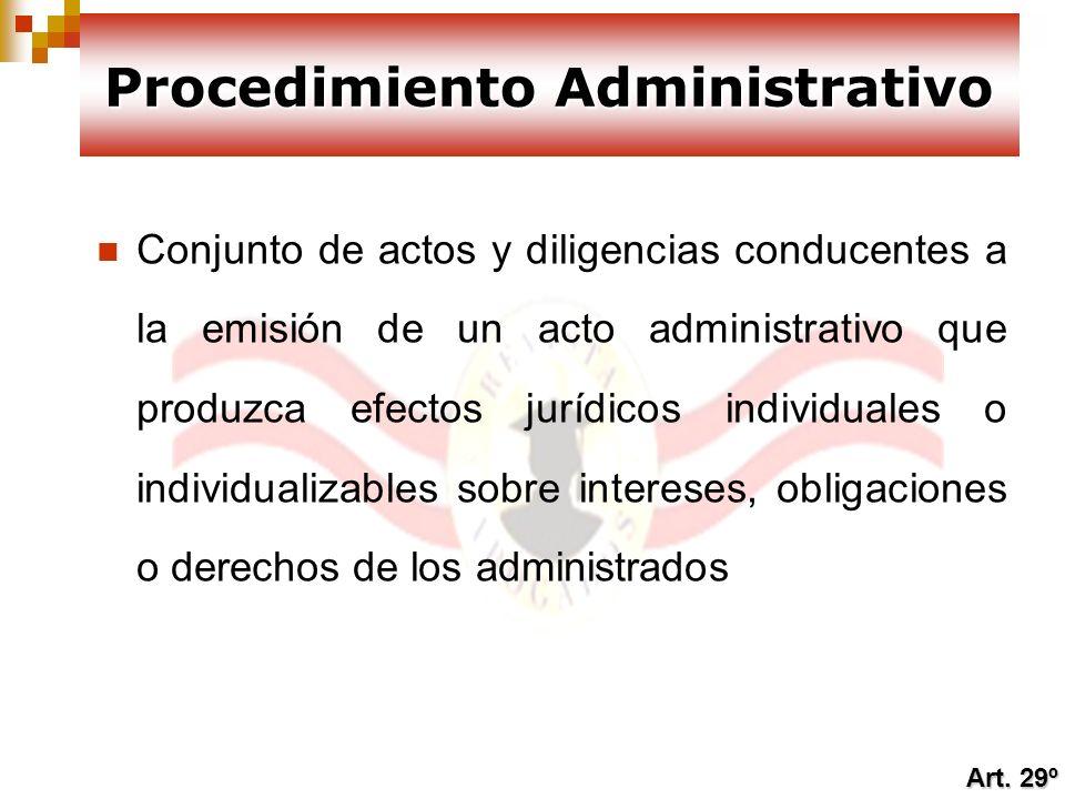 El Procedimiento Administrativo es de: Aprobación Automática Evaluación Previa Silencio Positivo Silencio Negativo Calificación del Procedimiento Art.