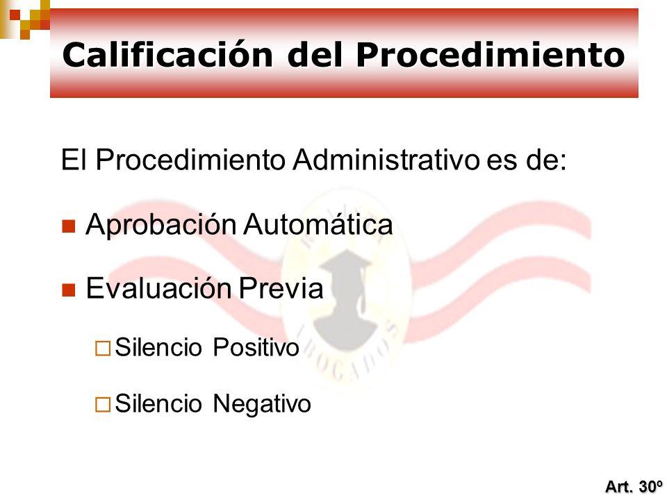 Los sujetos son: Administrado o recurrente Autoridad Administrativa Sujetos del Procedimiento Art.