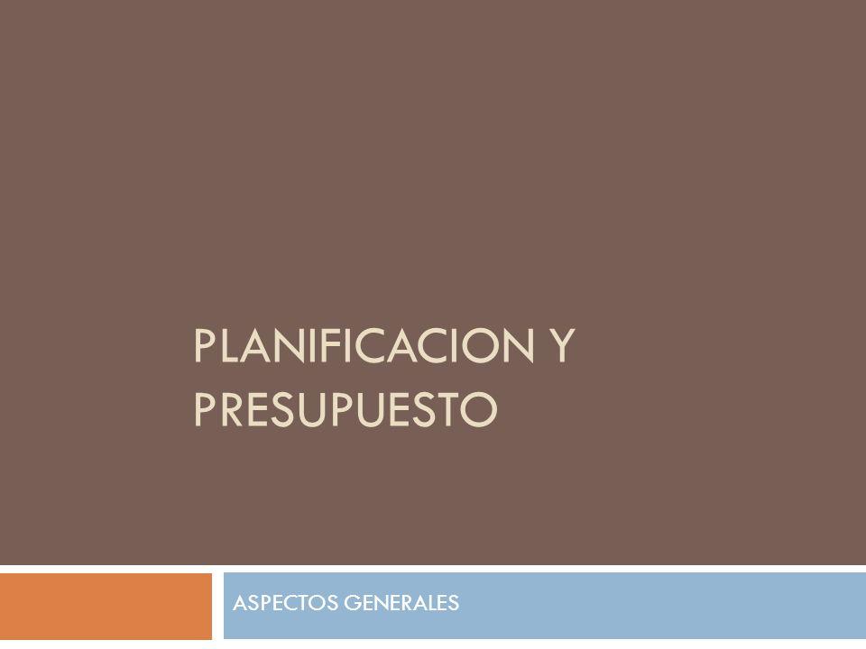 EL SISTEMA DE PRESUPUESTO Para preservar la solvencia fiscal de mediano plazo, el Estado requiere la elaboración anual del Presupuesto General de la República.