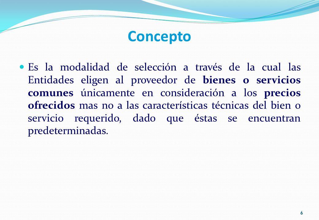 17 Presunción de Cumplimiento Se presume que los bienes y/o servicios ofertados cumplen con las características exigidas en las fichas técnicas y con las condiciones previstas en las Bases.