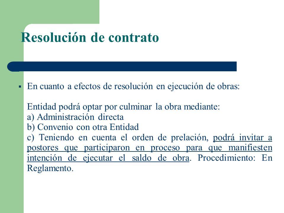 21 Causales atribuibles al contratista Incumplimiento injustificado de obligaciones. Acumulación del monto máximo de penalidad por mora y otra penalid