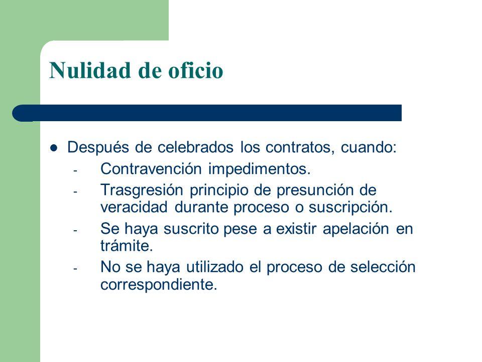 Resolución de contrato En cuanto a efectos de resolución en ejecución de obras: Entidad podrá optar por culminar la obra mediante: a) Administración d